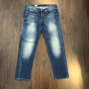 Gap 1969 Sexy Boyfriend Fit Jeans Women's 28 / 6